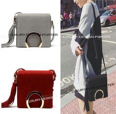 Designer Elegant Suede Leatherette Tassel bag Vintage Women Fashion shoulder bag Autumn Winter Bolsa