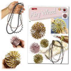 Karen Marie Klip: Airy Wheels, Instruktion