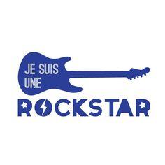Ajoutez une touche rock'n'roll aux murs de sa chambre grâce à ce sticker guitare ! Installé dans sa chambre, cet adhésif apportera de la couleur et un style tout particulier à sa décoration. De quoi satisfaire la star ou le musicien qui sommeille en votre enfant ! Existe en 2 formats et 2 couleurs