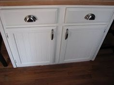 1000 images about beadboard island on pinterest kitchen - Wainscoting kitchen cabinets ...