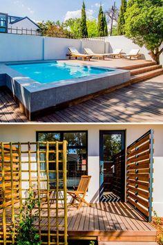 De Haas Living @ Hamman 14 is in Stellenbosch geleë en ideaal vir sakereisigers en vakansiegangers. Daar is 7 deluxe-koningkamers en elke kamer het 'n koninggrootte-bed en 'n en suite-badkamer met 'n stort en 'n elektriese handdoekreling. 'n Ekstra enkelbed vir 'n kind kan versoek word. Daar is 'n swembad en veilige parkeerplek op die perseel.  De Haas Living @ Hamman 14 is stapafstand vanaf verskeie restaurante en winkelsentrums.