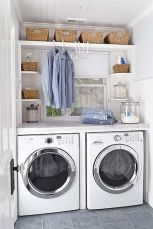Cool Small Laundry Room Design Ideas (35)