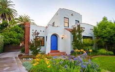 Montecito Heights Spanish style home, 589k