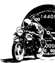ideas vintage bike art illustration cafe racers for 2019 Bike Poster, Motorcycle Posters, Motorcycle Art, Bike Art, Motorcycle Birthday, Women Motorcycle, Easy Rider, Auto Illustration, Bobber