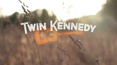 Introducing Twin Kennedy Country Music, Twins, Videos, Gemini, Twin, Country