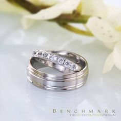 classic carved bands tungsten rings benchmarkrings wedding benchmark