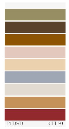 Color Chart 80