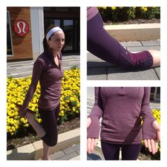 Purple Lululemon!
