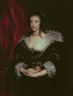 Henrietta Maria, Queen of England, wife of Charles I    Henrietta Maria of France, Queen consort of England, Scotland and Ireland (25 November[1] 1609 – 10 September 1669) was the consort of Charles I.