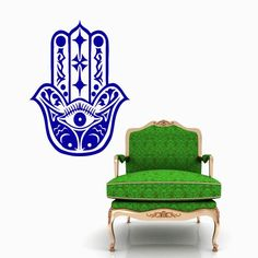 Hamsa Hand India Eye Yoga Indian Buddha Ganesh Wall Vinyl Decals Sticker Home Interior Decor for Any Room Housewares Mural Design Graphic Bedroom Wall Decal (5806) stickergraphics http://www.amazon.com/dp/B00K77XATY/ref=cm_sw_r_pi_dp_-SOVtb1RPD9B0Q42