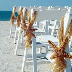 Perfect for my dream wedding on the beach <3