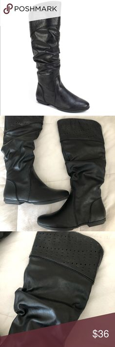 55bea8dbf01f3 Seven dials Dillion Boots 🖤 Dillion Boots from Macy s Brand new never worn  Black Size 6 1 2 Side Zipper Original price  60 Original box Seven Dials  Shoes ...