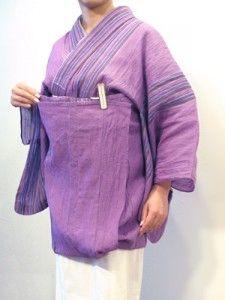 浴衣の着崩れと直し方 | 京都着物レンタルwargo
