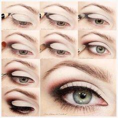 Как правильно красить глаза карандашом вас будет получаться все лучше