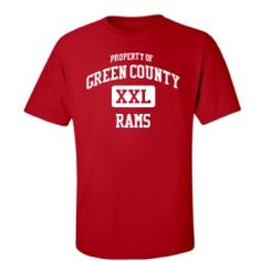 Green County High School - Leakeszille, MS | Men's T-Shirts Start at $21.97