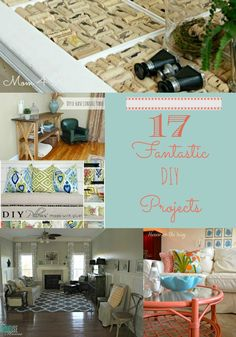 17 Fantastic DIY Projects (with a few great tips)