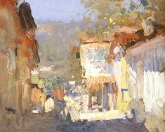 Litle street - Bato Dugarzhapov: