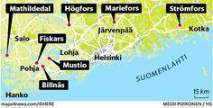 Mathildedahlin ruukkikylässä alpakat tuijottavat silmiin, mutta eivät anna silittää - Päivän lehti 1.7.2017 - Helsingin Sanomat