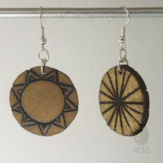 gourd earrings - Google Search
