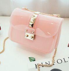 Jelly Messenger Bag
