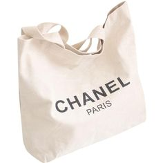 Pre-owned Cream Chanel Tote ($88) ❤ liked on Polyvore featuring bags, handbags, tote bags, pink tote, chanel tote, chanel, preowned handbags and pink tote bag