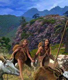 Guanche - Juan Carlos Mora Tenerife, Grand Canaria, Hunter Gatherer, Free Mind, Epic Story, Island Beach, Canary Islands, Bronze Age, Barbarian
