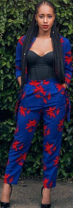 60 Ideas womens fashion trends style african prints for 2019 African Dresses For Women, African Print Dresses, African Print Fashion, African Attire, African Wear, African Fashion Dresses, African Women, African Prints, Ankara Fashion