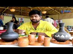 Food Yatra: Ahobilam Foods serves food made only from Millets - Express TV - YouTube