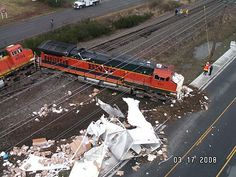 Bad Train Wrecks | Trains