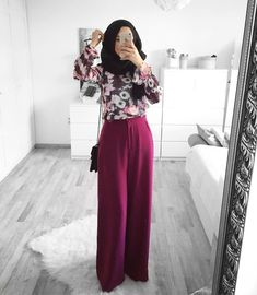 Pinterest: @adarkurdish #HijabFashion