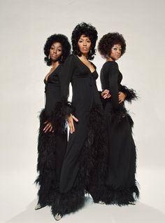 OLD SCHOOL SOUL ] THE THREE DEGREES | I LUV THE 70′S An American female vocal group,who were originally formed in 1963 in Philadelphia, PA. Although over a total of 15 women have been a member over...