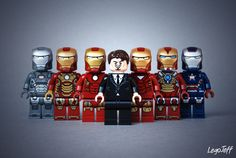 The Iron Family | Flickr - Photo Sharing!