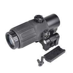 67.20$  Buy now - http://ali2ll.worldwells.pw/go.php?t=32774373248 - Objective the red dot sight tactical hunting holographic optical magnifying glass for Airsoft rifle gun con montaje 3x PTS