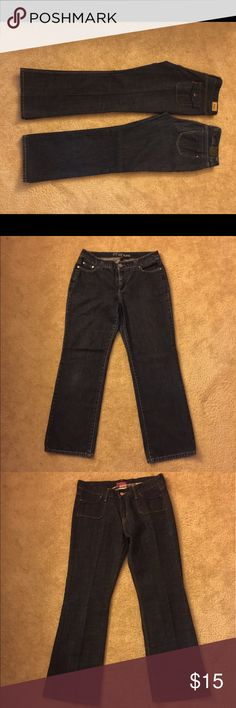 Levi/ Anne Klein jeans Two for the price of one. Both pair of jeans are in good Condition. Levi's jeans are size 12 low boot cut 545 jeans. Ak jeans are boot cut size 12 waist size 30. Levi's Jeans Boot Cut
