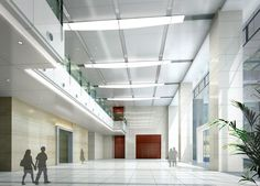 1000+ ideas about Office Building Lobby on Pinterest | Elevator ...