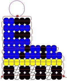 Rollerblade Pony Bead Patterns 4c4433fdbc