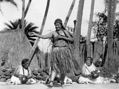 vintage everyday: Old Photos of Hawaii from Before It Became a State