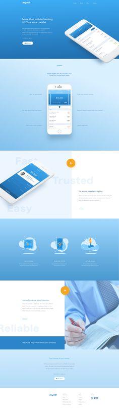 Dribbble shoot mobile banking2 landing page details anggityuniar omnicreativora