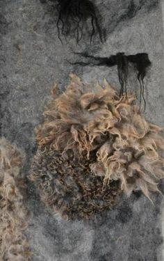 wandkleed gevilte schapenvacht vilt kleed vt wonen design