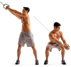 cable exercises - Google Search