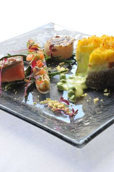 2 AA Rosettes - award winning dining - dining in sussex - restaurant - recipe - Deans Place Hotel