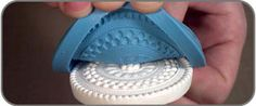 Step by step instruction on how to make molds and a variety of mold-making products for sale.
