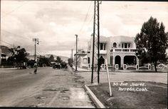 Ave. Juarez.; Torreón, Coah.