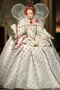Queen Elizabeth I Barbie® Doll | Barbie Collector 2004 Mattel
