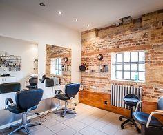 The Glassworks Gym - Cambridge - hair salon - natural hair colour