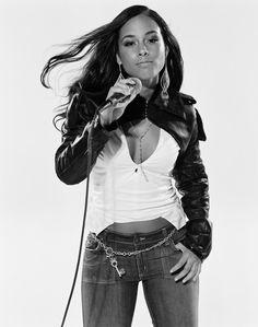 Alicia Keys (Ben Watts)  Esquire