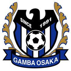 1991, Gamba Osaka, Osaka Japan #GambaOsaka #Osaka (L4002)