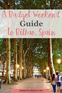 For a quirky and budget-friendly weekend in Spain, look no further than Bilbao! Check out the weekend guide to Bilbao! Spain Travel Guide, Europe Travel Tips, Travel Advice, Travel Guides, Budget Travel, Travel Destinations, Spain And Portugal, Portugal Travel, European Destination