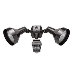 STL360H Rab Lighting SUPER STEALTH 360 SENSOR + H1A FLOODS 1000W 120V + CU4 BRONZE by RAB Lighting $100