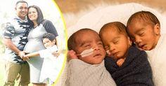 Tắc mạch ối người mẹ đột ngột qua đời sau khi sinh hạ 3 cậu con trai